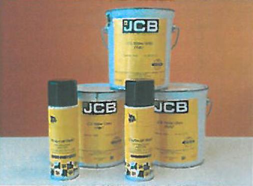 Dosificador y pintura amarilla
